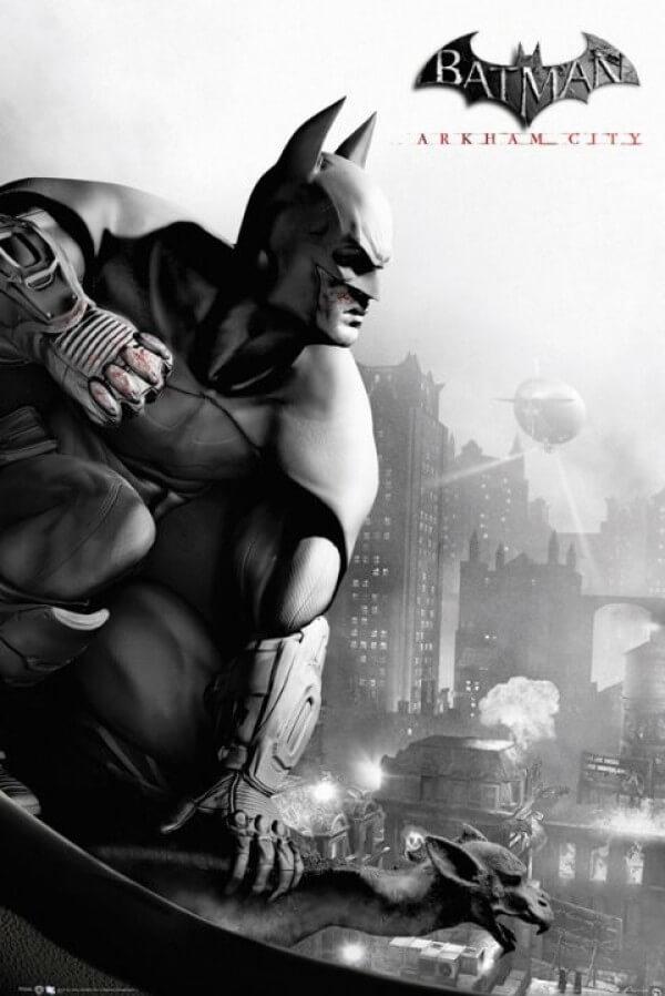 batman arkham city PC crack