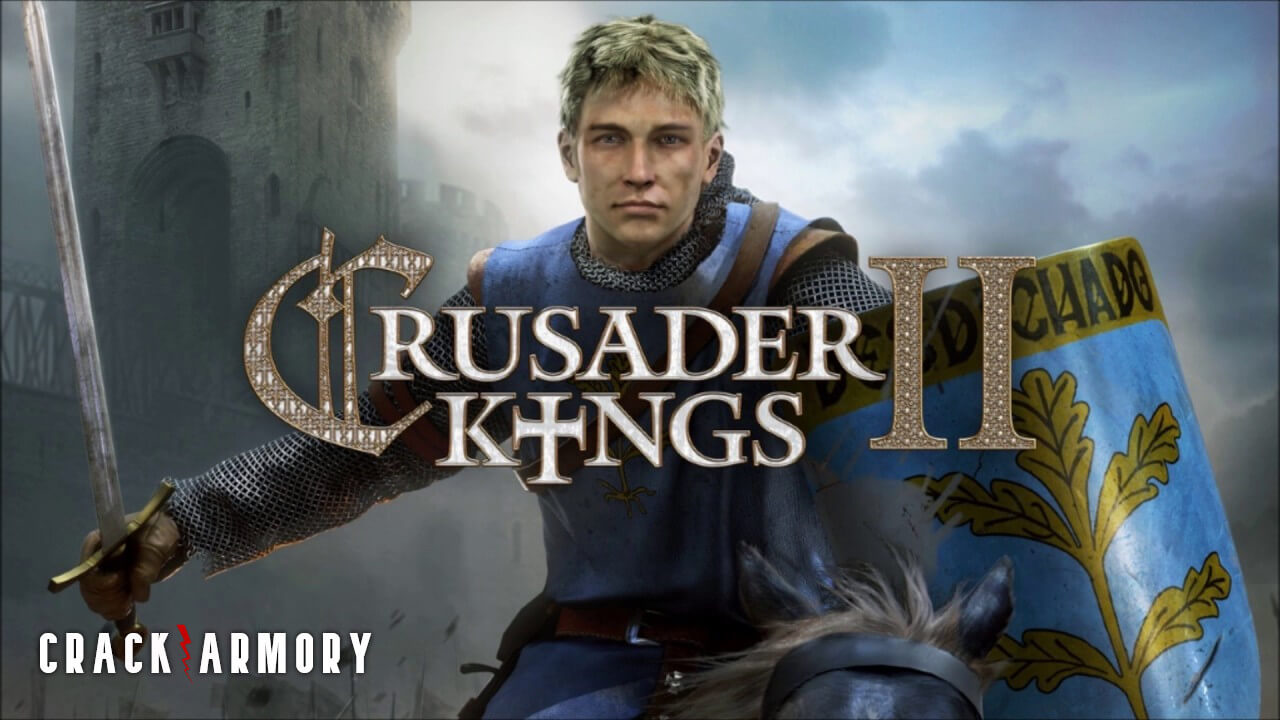crusader kings 3 crack and patch.