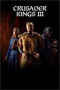 crusader kings 3 game cover